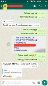 Testimoni Gestun Online Jakarta